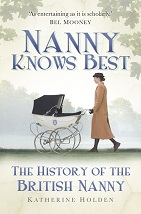 Book cover of Nanny Knows Best